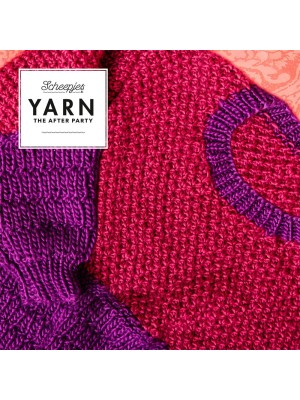 YARN The After Party nr.122 Cranberry Fizz Jumper NL