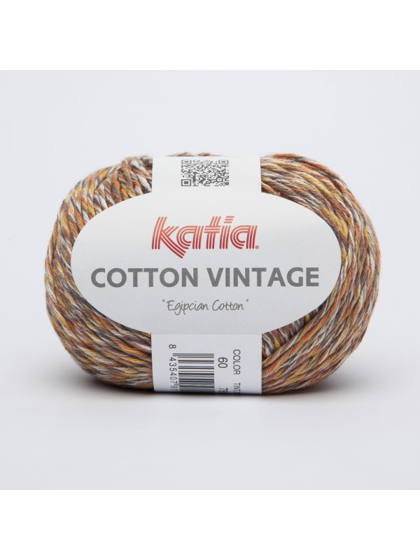 KATIA COTTON VINTAGE 60