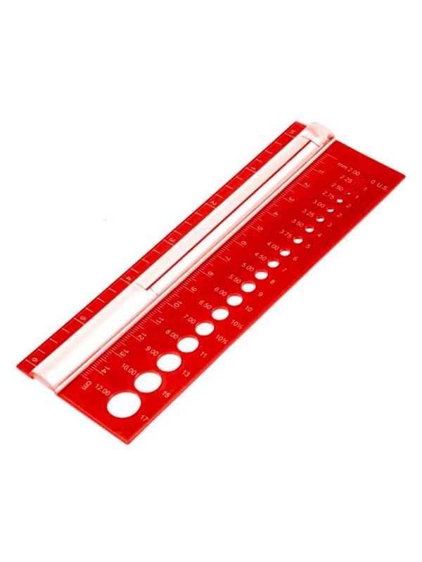 KnitPro Breinaald meter