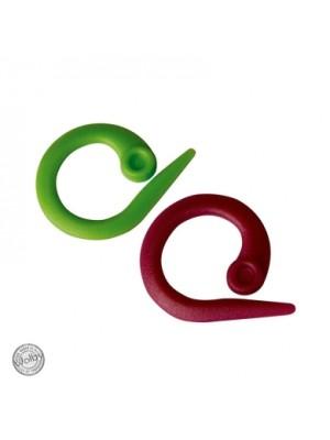 KnitPro Steken Markeerders split ring