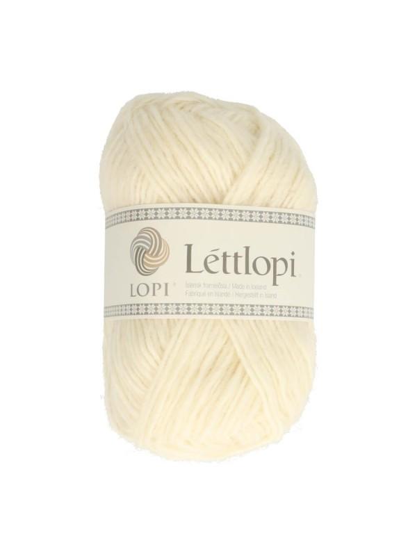 Lopi Lettlopi - 0051 White
