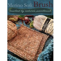 Merino Soft Brush Israëls  - 254