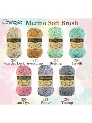 Merino Soft Brush Toorop - 252