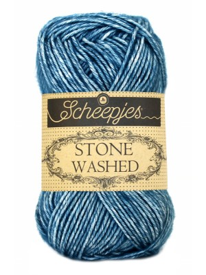 Scheepjes Stone Washed 805 - Blue Apatite