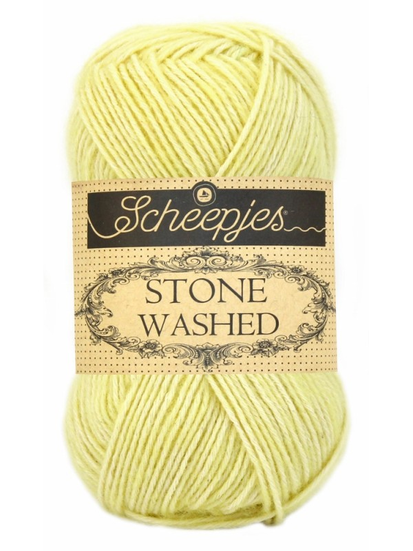 Scheepjes Stone Washed 817 - Citrine