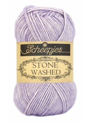 Scheepjes Stone Washed 818 - Lilac Quartz