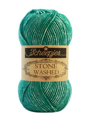 Scheepjes Stone Washed - 825 - Malachite