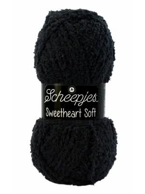 Scheepjes Sweetheart Soft 04 Zwart
