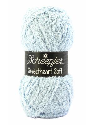 Scheepjes Sweetheart Soft 08 Soft Licht Blauw