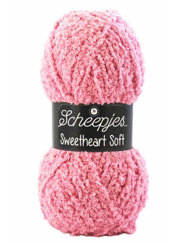 Scheepjes Sweetheart Soft 09 Roze
