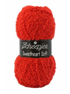 Scheepjes Sweetheart Soft 11 Rood