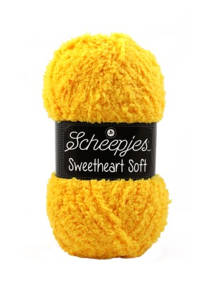 Scheepjes Sweetheart Soft 15 Geel