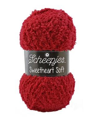 Scheepjes Sweetheart Soft 16 Rood