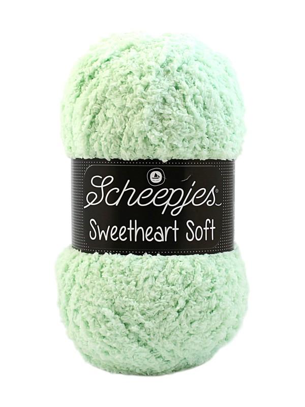 Scheepjes Sweetheart Soft 18 Licht Groen