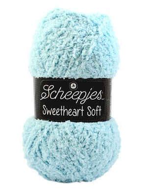 Scheepjes Sweetheart Soft 21 Soft Turquoise