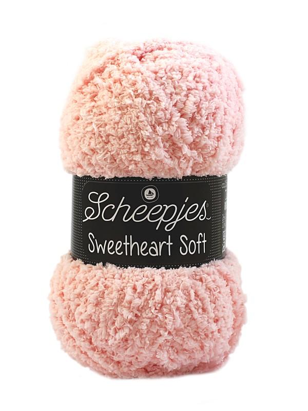 Scheepjes Sweetheart Soft 22 Licht Roze