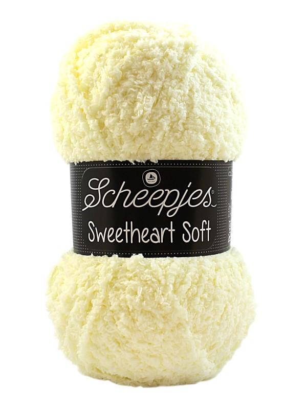 Scheepjes Sweetheart Soft 25 Licht Geel