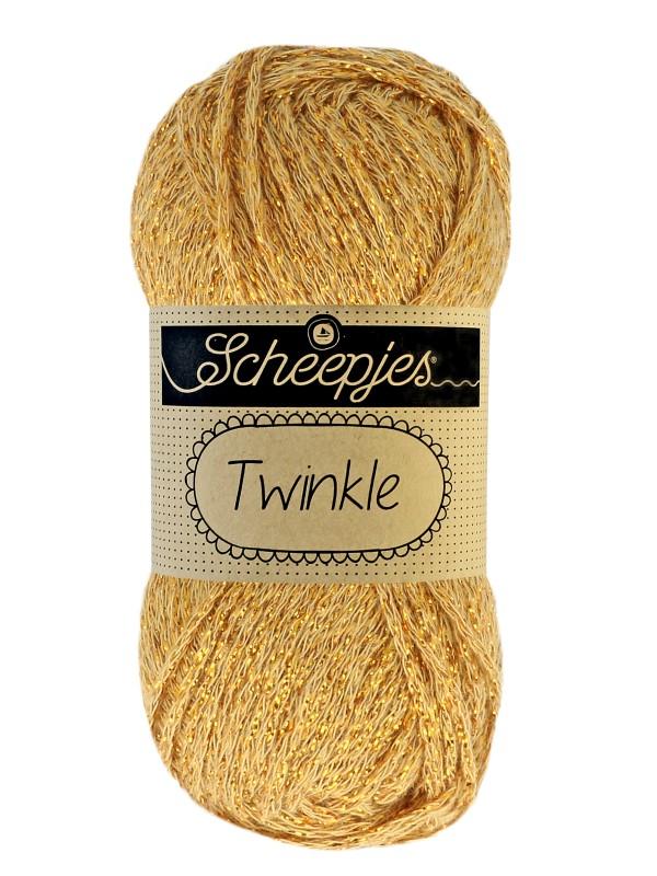 Scheepjes Twinkle 941 Goud