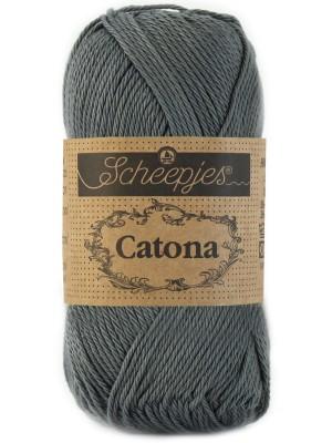 Scheepjes Catona - 501 Anthracite