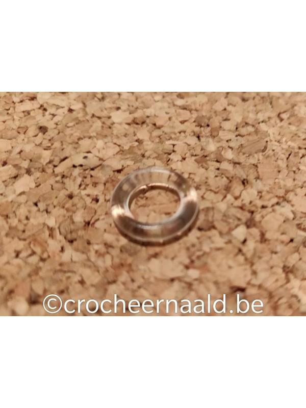 Plastiek ring 13 mm