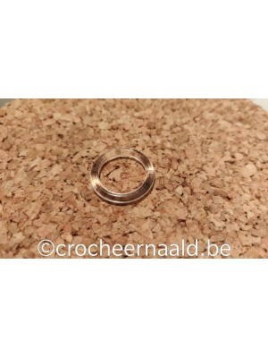 Plastiek ring 18 mm